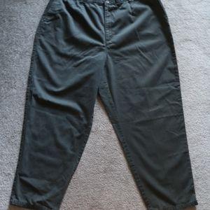 DRESSBARN Green Jeans Sz 22